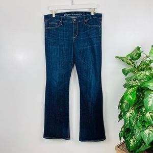 Citizens of Humanity Dora Petite Boot Cut Jeans